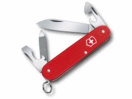 Briceag Victorinox / briceag 0.2601.L18 Alox Cadet Berry Red NEW !!