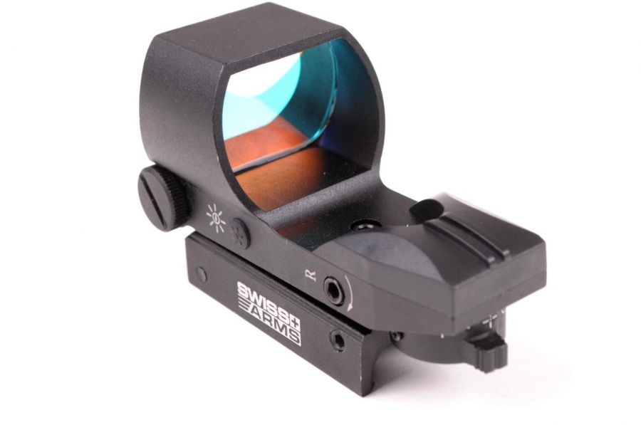 Compact red dot sight 4 mire