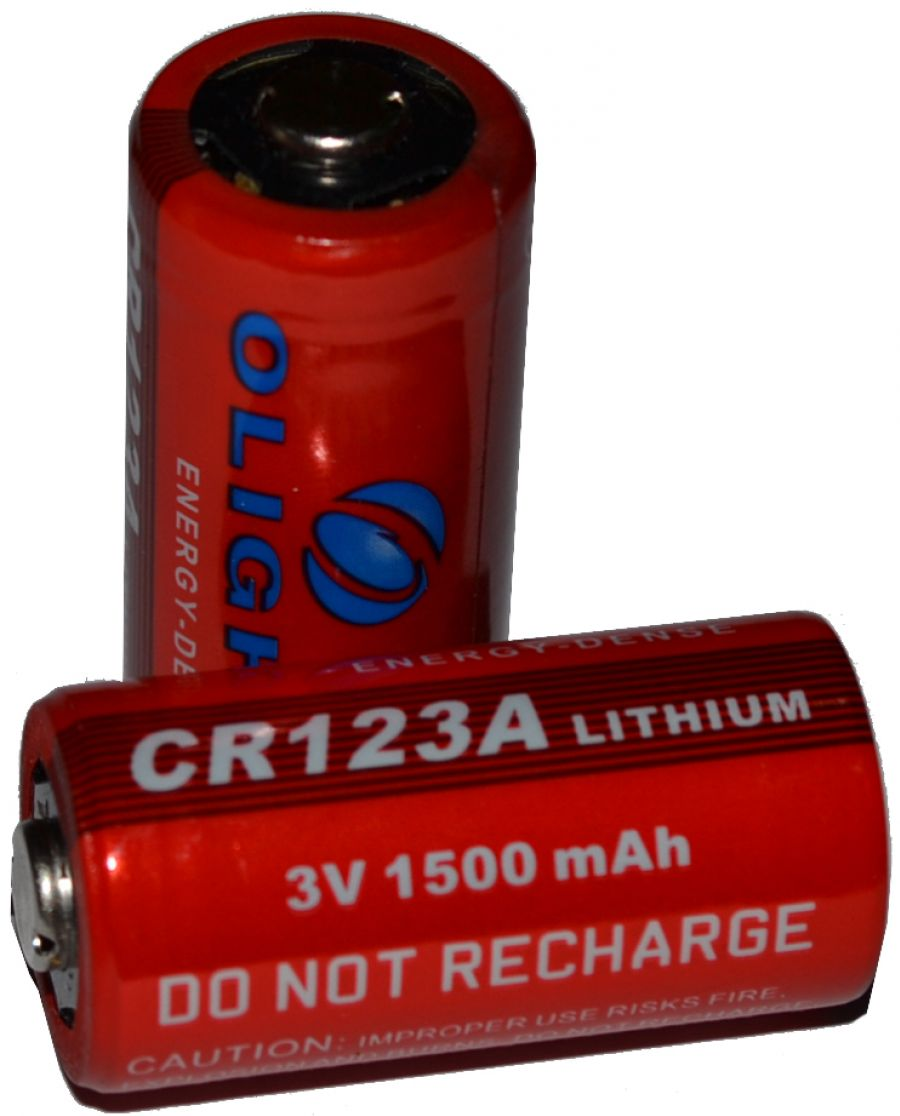 Baterie CR123A 3V Olight