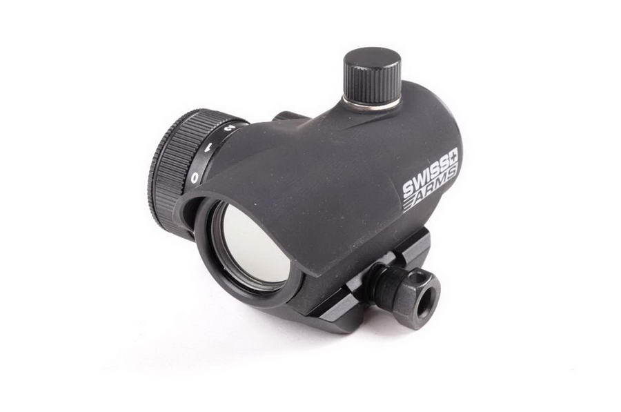 Mini red dot sight 1x20