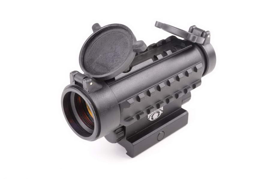 Red dot Tactic Blackwater multi-rail