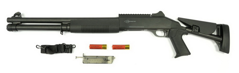Shotgun Firepower Tactical 3 x bbs