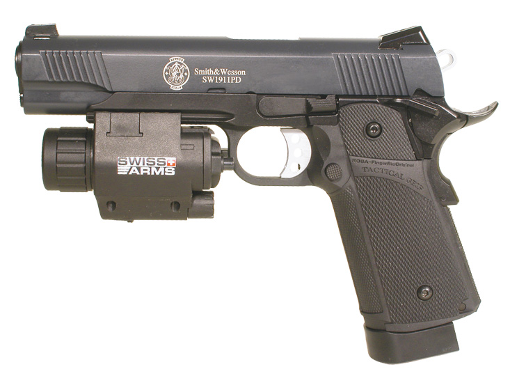 Replica Smith Wesson 1911 PD