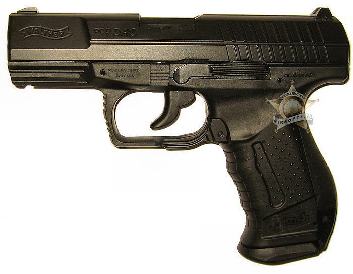 Walther P99 CO2 DAO